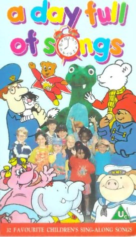 Used, A Day Full Of Songs [VHS] for sale  Delivered anywhere in UK