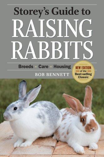 Storeys Guide to Raising Rabbits por Bob Bennett