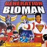 Generation Bioman [Import allemand]