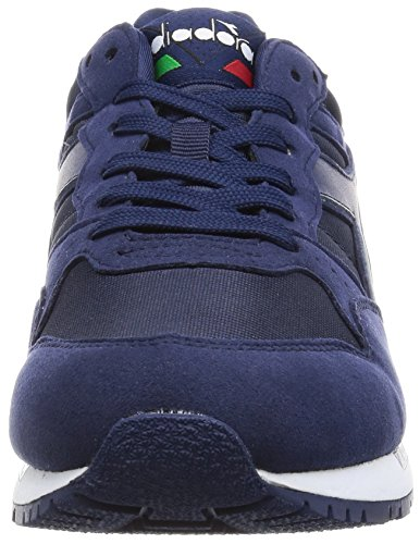 Diadora Chaussures de Sport Intrepid Nyl Pour Homme et Femme Bleu