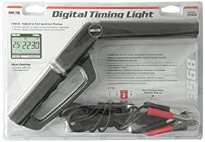 Carpoint Equus 591538 0678210 Lampe stroboscopique numérique