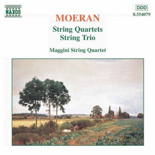 Moeran: String Quartets / String Trio Test