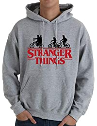 Amazon.es  Stranger Things - Sudaderas con capucha   Otras marcas de ... 967b42a8a2735