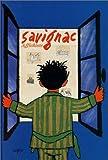 Savignac affichiste - Exposition Paris Bibliothèque Forney (11 septembre 2001-12 janvier 2002)