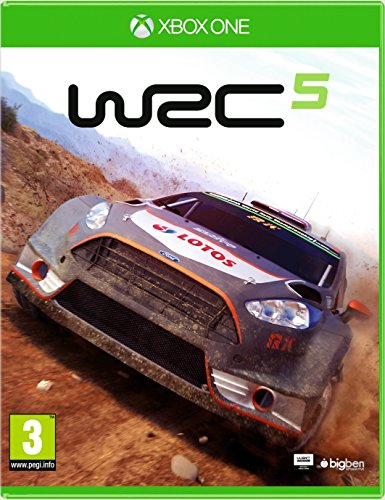 World Rally Championship 5 - Xbox One