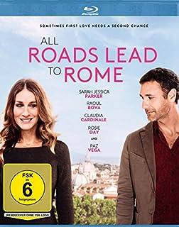 All Roads Lead to Rome [Blu-ray]