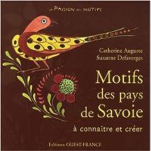 Motifs des pays de Savoie
