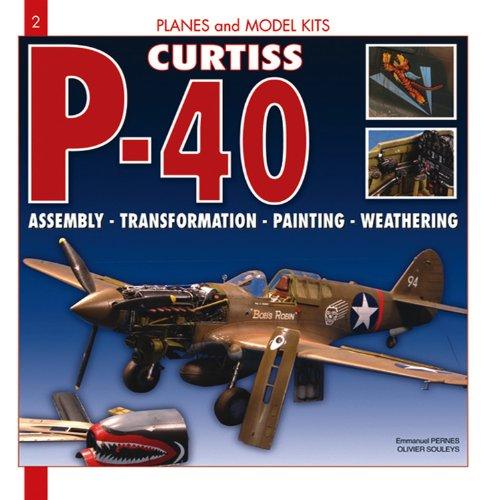 P-40 Curtiss (Planes & Models) por Olivier Souleys