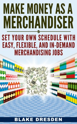 make money as a merchandiser set your own schedule with easy