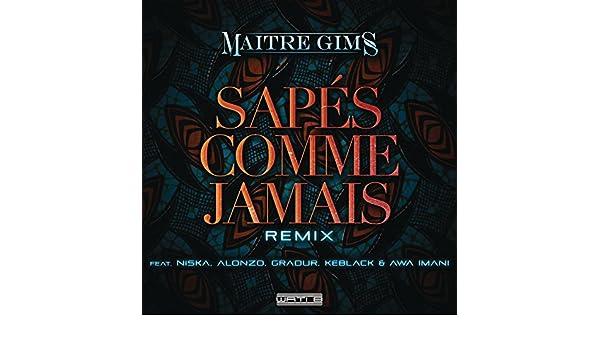 COMME MP3 SAPES TÉLÉCHARGER JAMAIS