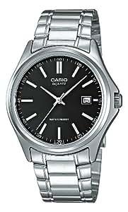 Casio Montre Homme Analogique Quartz avec Bracelet en Acier Inoxydable – MTP-1183PA-1A