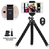 Best Flexible Tripod For Cell Phones - Phone Tripod, UBeesize Premium Flexible Travel Tripod Portable Review