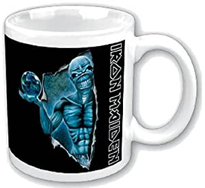 Iron Maiden Different World Mug white