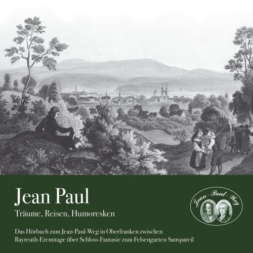 Jean Paul - Träume, Reisen, Humoresken - Hörbuch - Doppel-CD