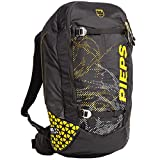 Pieps Jetforce Tour Rider 24 Lawinenairbag, Farbe:Black/Yellow