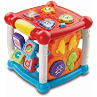 VTech Baby Turn and Learn Cube (Multi-Colour)