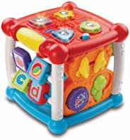 VTech Baby Turn and Learn Cube,  Multicolour, 150503