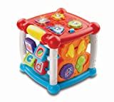 Vtech Baby - Turn & Learn Cube - Baby Cube d'Eveil Version Anglaise (Import UK)