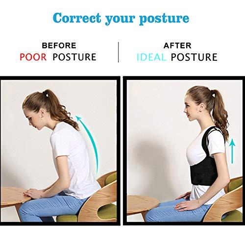 Zoom IMG-3 dinoka correttore postura schiena regolabile