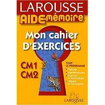 Mon cahier d'exercices CM1/CM2