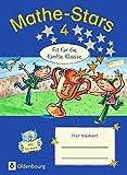 Mathe-Stars - Fit für die nächste Klasse: Fit für die 5. Klasse: Übungsheft. Mit Lösungen