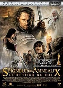 Le Seigneur des Anneaux III, Le Retour du Roi - Édition Prestige 2 DVD [Édition Prestige]