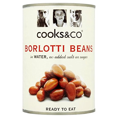 Cocineros & Co Borlotti Beans 400g
