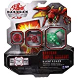 Bakugan – Gundalian Invaders – Bakugan Super Assault – Figurines et Cartes Aléatoires