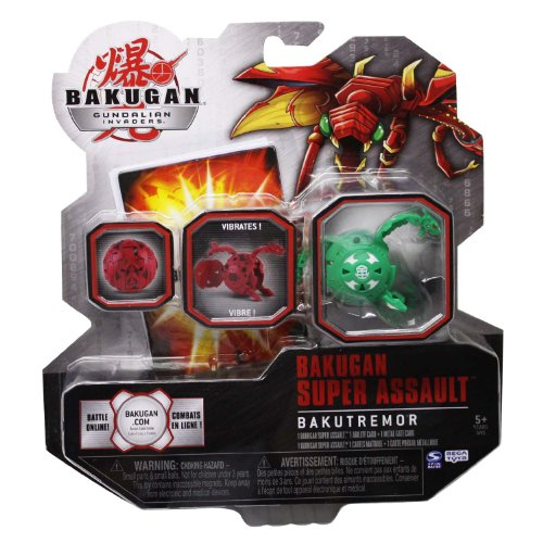 Bakugan 6014690 - Bakugan Gundalian Invaders Super Assault - Season 3 - (sortiert)