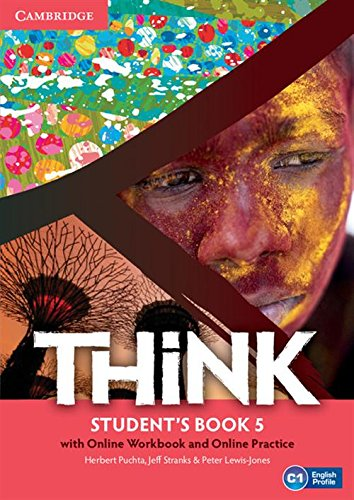 Think. Level 5 Student's Book with online workbook and online practice