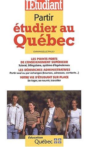 Partir étudier au Québec