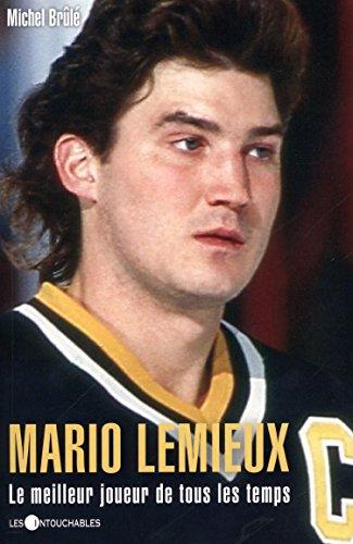 Mario Lemieux : le Meilleur Joueur de Tous les Temps