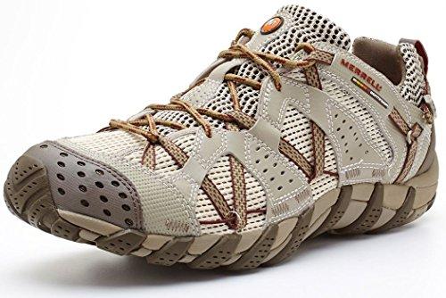 Merrell WATERPRO MAIPO J85119, Chaussures de randonnée homme Beige