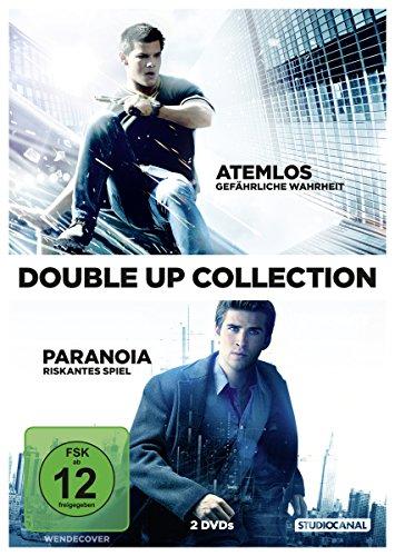 Bild von Double Up Collection: Atemlos - Gefährliche Wahrheit / Paranoia - Riskantes Spiel [2 DVDs]