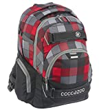Coocazoo Schulrucksack CarryLarry 2 Red District red district