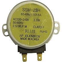 LG6549W1S018A -Motor de plato giratorio
