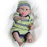 Oliviavan-Puppe Puppen Wiedergeborene Puppe Simulationspuppen Frühkindliche Erziehung von Mutter und Kind betreuen Mädchen Spielzeug Dolls Toys Lifelike