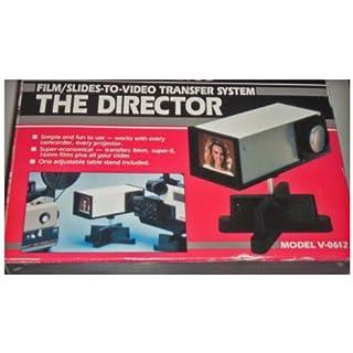 ambico Film/Slides-to-Video Transfer System–Die Regie–Modell v-0612