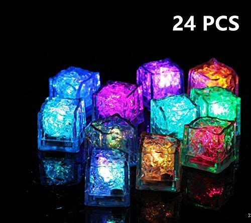 nt LED Eiswürfel, Geeignet für Bars, Disco und Restaurants ()