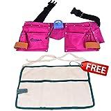 Kosma 11 Tasche Leder Tischler Werkzeug Schürze | Elektriker Werkzeugtasche - 7