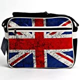 Robin Ruth Schultertasche Umhängetasche Tasche UK Union Jack England London United Kingdom flag-bag
