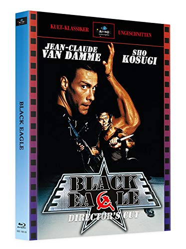 Black Eagle - Mediabook Cover A - Limitiert auf 250 Stück [Blu-ray] [Director's Cut]