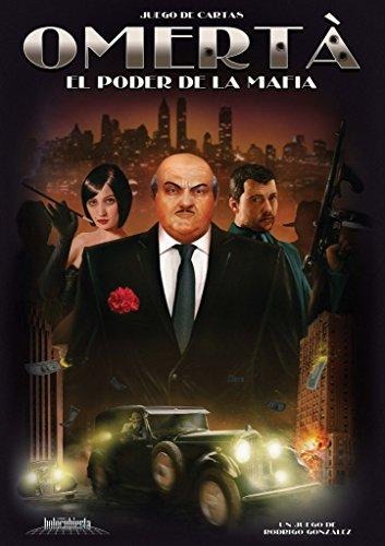 Holocubierta - Omertà, el poder de la mafia: El juego de cartas (HOL0201)