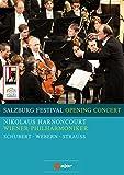 Concert d'ouverture oeuvres de schubert, strauss & webern [Import italien]