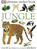 Jungle Ultimate Sticker Book (Ultimate Stickers)