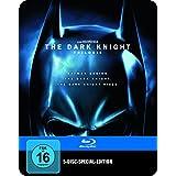 The Dark Knight Trilogy (Digipack im Metalcase) (exklusiv bei Amazon.de) [Blu-ray]
