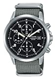 Best Chronograph Watches - Mens Pulsar Military Style Chronograph Watch PM3129X1 Review