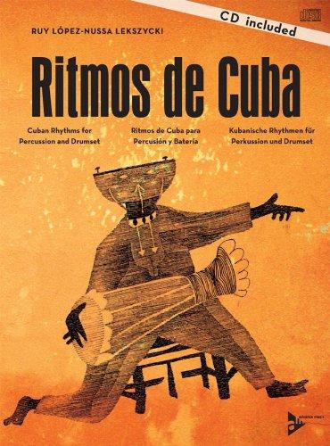 Ritmos de Cuba Percussions +CD