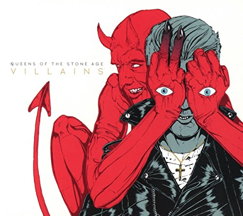 Queens of the Stone Age: Villains (Audio CD)