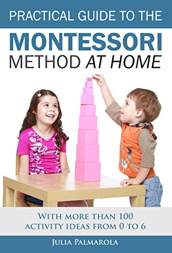 Practical Guide to the Montessori Method at Home: With more than 100 activity ideas from 0 to 6 (English Edition)